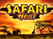 Игровой автомат Вулкан Safari Heat онлайн